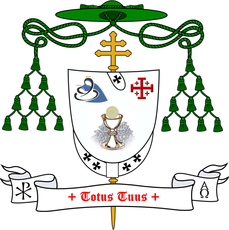 Order Of The Most Holy Mary Theotokos Coat Of Arms