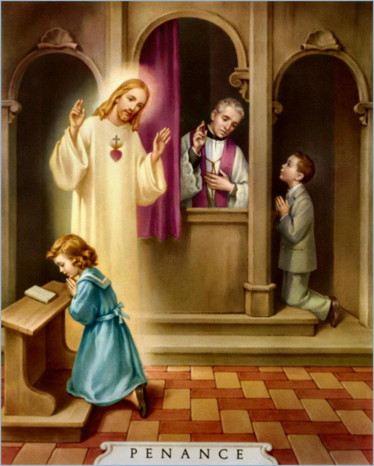 sacrament of penance Rediscovering the sacrament of penance welcome has it been a while since your last confession do you have questions about the sacrament such as.