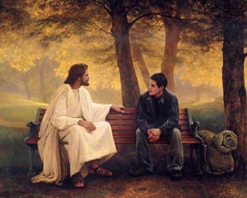 Jesus Comforter